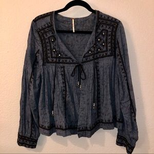 Free People Top / Jacket
